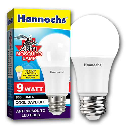 Hannochs_LED_Bulb_Anti-Mosquito_9-watt_Bulb