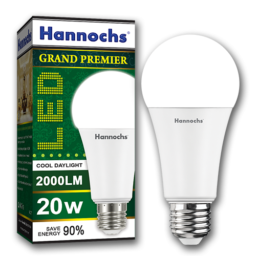 Hannochs_LED_Bulb_Grand-Premier-20-watt_Main-Image