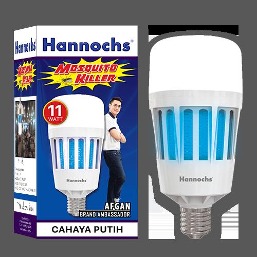 Hannochs_LED_Bulb_Mosquito-Killer_Afgan_11-watt_Bulb