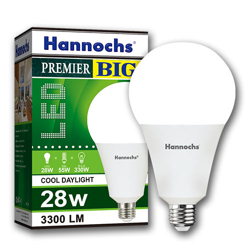 Hannochs_LED_Bulb_Premier-Big_28-watt_Bulb