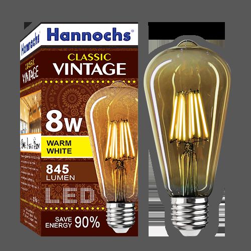 Hannochs_LED_Classic-Vintage_8-watt_Bulb