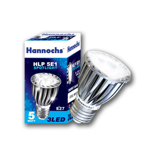 Hannochs_LED_Spotlight_HLP_5E1_Bulb