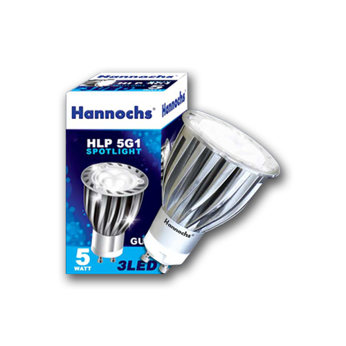 Hannochs_LED_Spotlight_HLP_5G1_Bulb