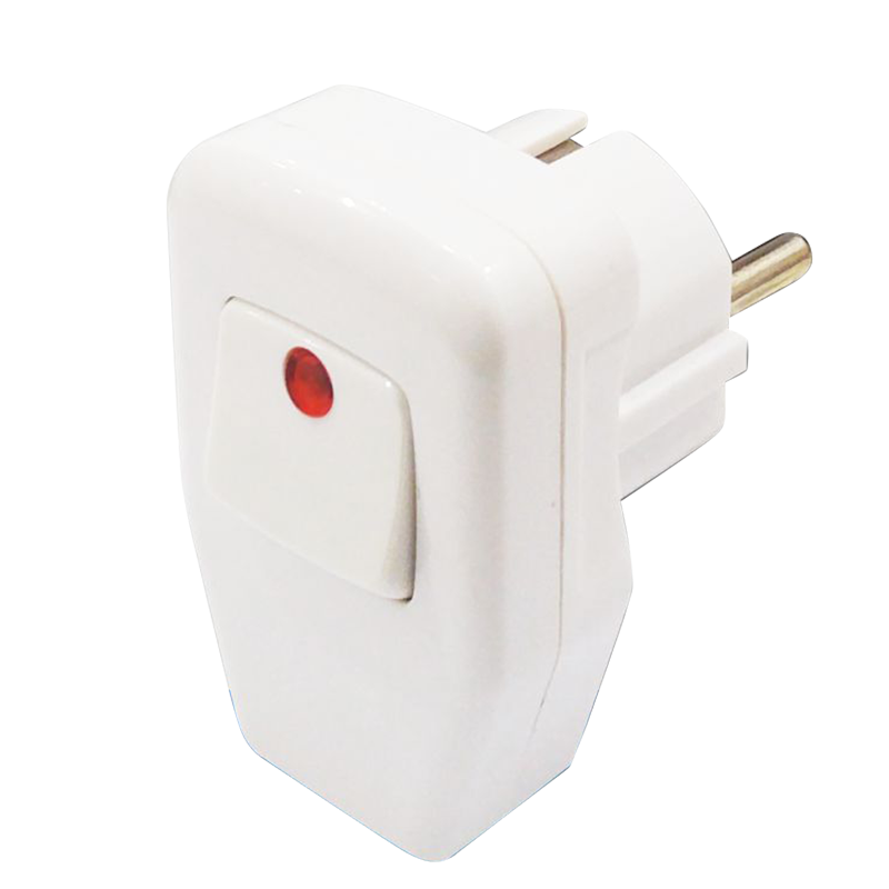 Plug with Switch Indicator HS 281A