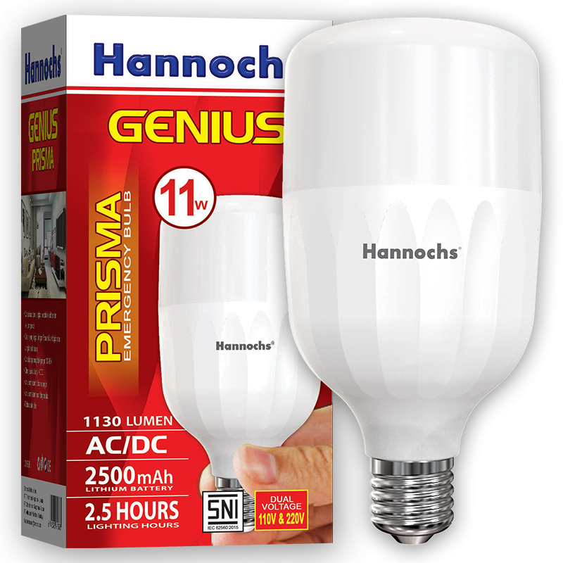 LED Emergency Bulb <b>Genius Prisma</b>